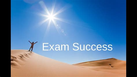 Exam Success Meditation - Stay Calm & deal with test