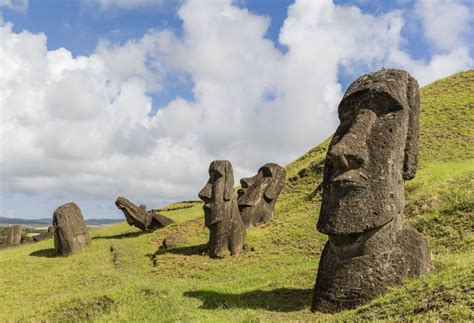 Do the Easter Island Heads Have Bodies?