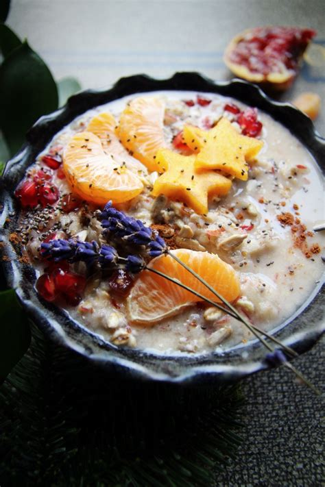 Winter Spiced Apple Overnight Oats - Updated - Rebel Recipes