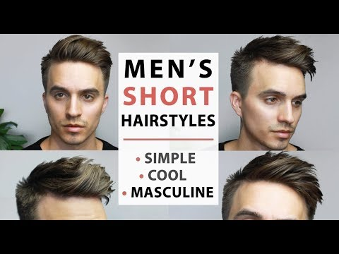 Latest Trend Men Haircuts for Eye-Catching Look | The Best