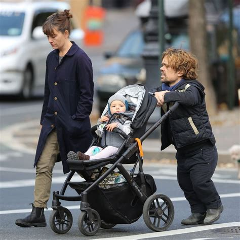 Peter Dinklage takes out time to bond with Daughter Zelig