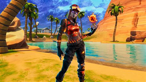 Renegade Raider Is Back! All Details About Blaze Skin