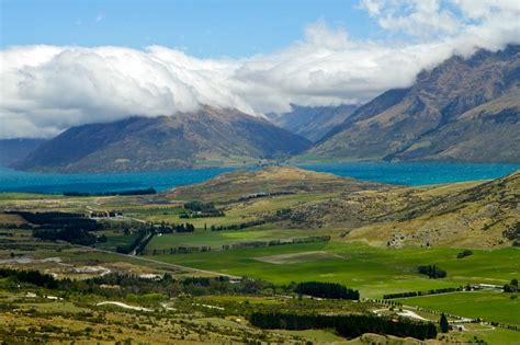 Queenstown, landscapes from Lord of the Rings