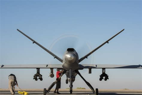 General Atomics Awarded $206M Contract to Retrofit 122 MQ