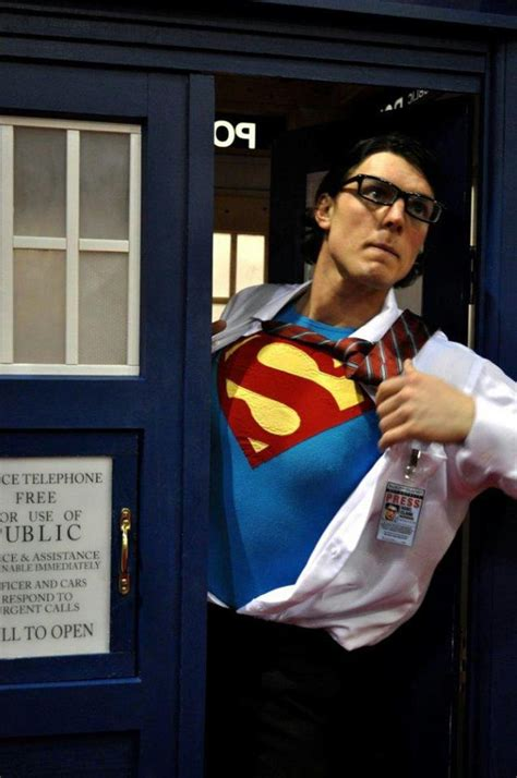 Amazing Christopher Reeves Superman cosplay | JPEGY - What