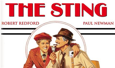 Last Blindspot film of the year: The Sting (1973