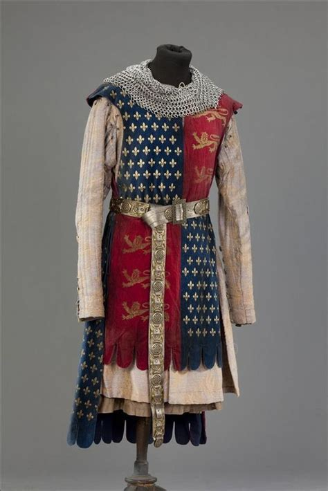 Knight / King Edward III of England - Movie costume from A