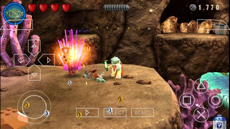 LEGO Star Wars III The Clone Wars PSP ISO Free Download