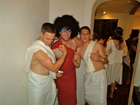 Toga Party Makeover ~ Styling for Bravo!'s 'Silicon Valley