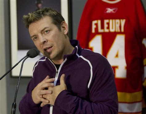 Theo Fleury talks sobriety, sexual abuse, healing with