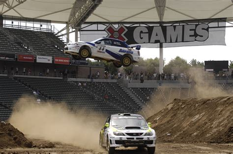 X-Games 15 Sets A New Standard For Rallying   Top Speed