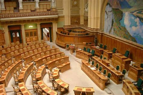 Swiss Parliament/National Council Hall - WSDG