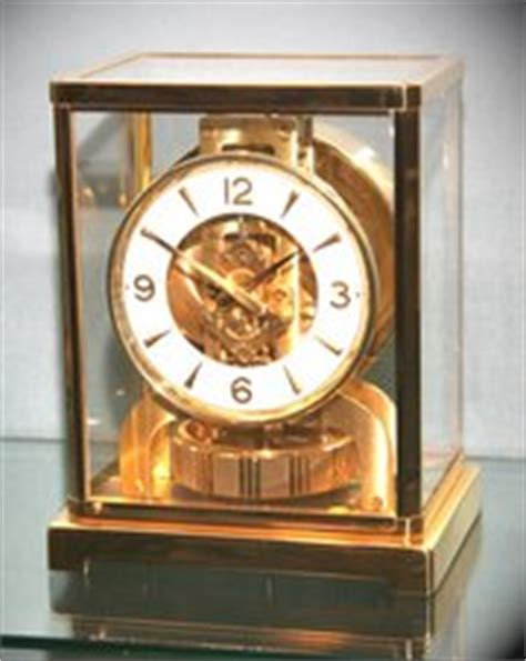Jaeger-LeCoultre Atmos – Watch-Wiki