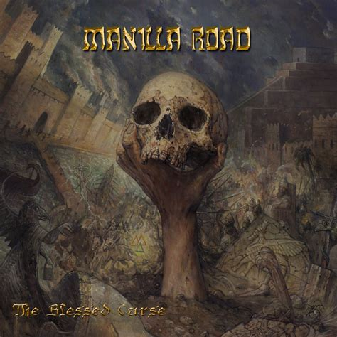 Manilla Road - The Blessed Curse Review | Angry Metal Guy
