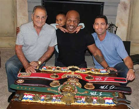 Fitzgerald: Recalling Cus D'Amato and his boxing champs