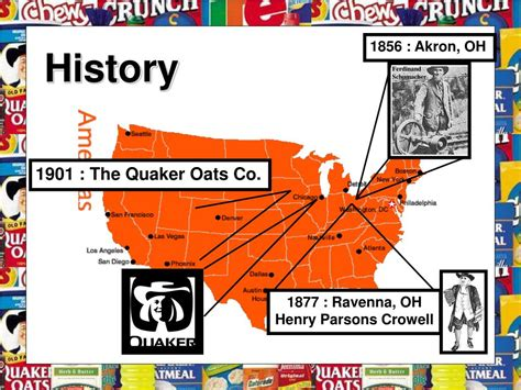 PPT - The Quaker Oats Company PowerPoint Presentation