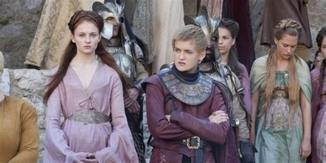 Game Of Thrones' Sansa And Joffrey Had A Hilarious Reunion