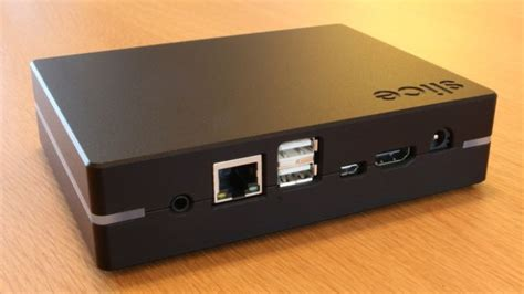 Slice is a simple media center based on XBMC, Raspberry Pi