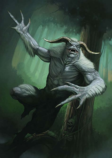 Cover full page - Great White Troll - RPG Stock Art - Dean