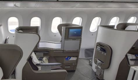 Boeing 787-9 (Dreamliner) Business Class with BA - At A