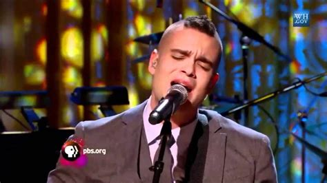 """Mark Salling sings """"Just My Imagination"""" at The Motown"""