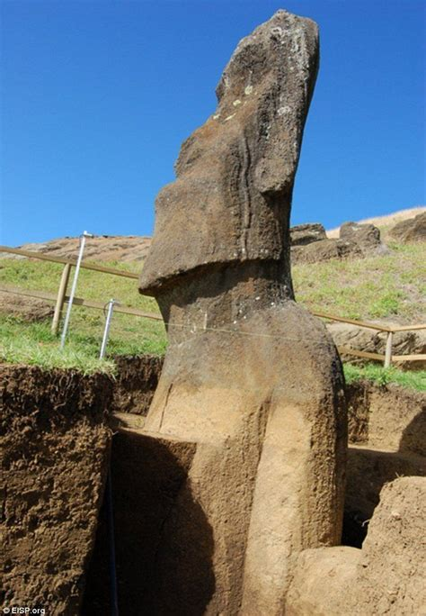 Easter Island; Heads Have Bodies; Easter Island Adventure