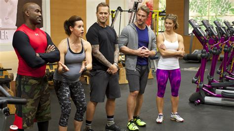 Jenna Wolfe's 'Biggest Loser' workout: Get the moves