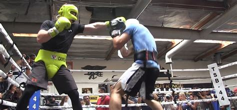 Advanced Boxing Workshop for Balance, Footwork and