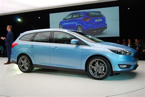2014 Ford Focus - Exclusive launch pictures - Driving Torque