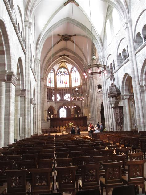 Cannundrums: Basel Munster (or Cathedral)