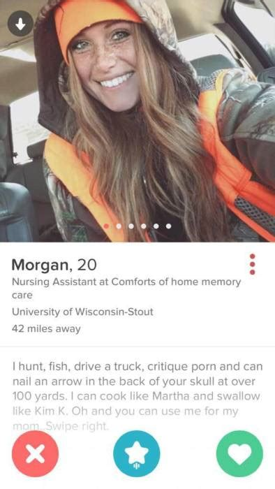Tinder Is Like A Box Of Chocolates, You Never Know What