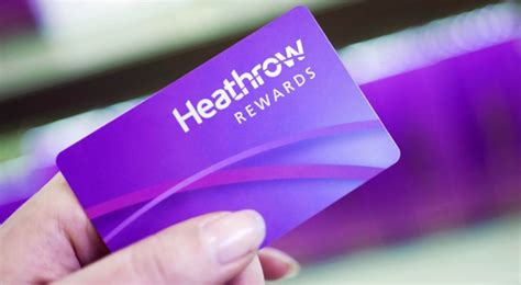 What is the best value for your Heathrow Rewards points