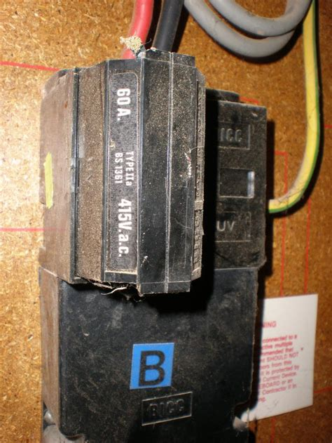 Baumatic Cooker tripping Mains fuse intermittently HELP
