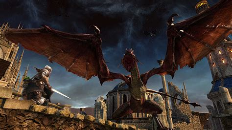 Dark Souls 2 is coming to PS4 and Xbox One next year